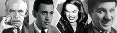 J.D. Salinger met Oona O'Neil, the daughter of Eugene O'Neil, in NYC before the war. He was in love, wrote Oona many letters, they dated, and then he went to war and Oona went to Hollywood. She was a model, beautiful, met Charlie Chaplin, fell in love with him and married him. J.D. Salinger was always fascinated by young women in their late teens, before they gravitated into mature adulthood. He probably never forgave Oona, and harbored a dislike for Chaplin over the years.