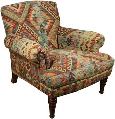 We generally keep one of them in stock which you can try and see the other kilim options .We can customize sizes , fillingsand leg stylesDimensionsHeight : 84 cmsWidth: 88 cmsDepth: 88 cmsPrices from Southwest Decor, Southwest Style, Love Chair, Love Seat, Cool Furniture, Furniture Design, Small Basement Apartments, English Decor, Bohemian Bedroom Decor