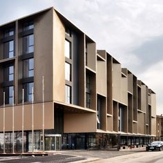 A HOTEL Turkish Architecture, Architecture Sketchbook, Hotel Architecture, Architecture Design, Facade Design, Exterior Design, Hotel Concept, Building Exterior, Facade House