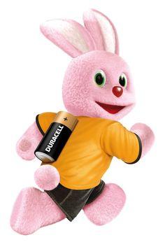 Duracell Bunny Mascot