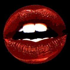 Beautiful lips ♥