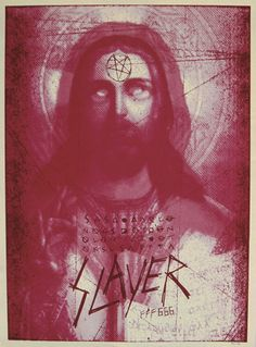 GigPosters.com - Slayer