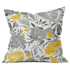 Found it at AllModern - Khristian A Howell Bryant Park Throw Pillow