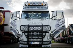 Trailer Trucking festival - Nordic Trophy 2013
