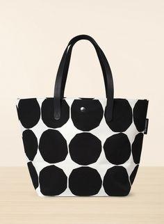 PIENET KIVET MARIT BAG BLACK/WHITE