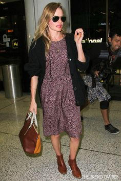 Kate Bosworth at LAX Airport in Los Angeles, California - September 2, 2013…