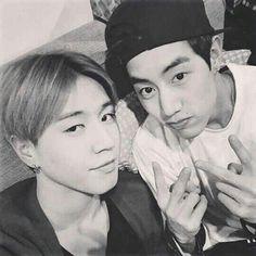 Yugyeom and Mark..Got7