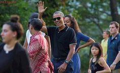 Hasta 700 soldados en Indonesia para las vacaciones de la familia Obama