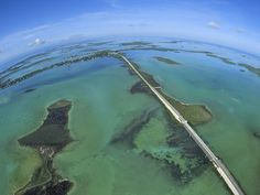 Driving the 120-mile Overseas Highway from Miami to Key West, Fla., is like piloting a hovercraft. This is something I want to do. Article has the 10 best road trip routes.