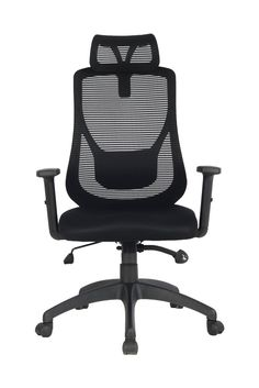 VIVA OFFICE Ergonomic Office Chair, High Back Mesh Chair Executive Chair  With Adjustable Headrest And