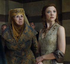 Olenna and Margaery Tyrell