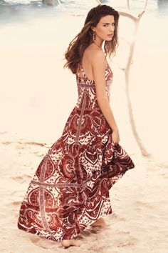 6b8b5abf10 Buy Paisley Maxi Dress online today at Next  India