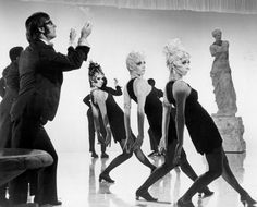 """""""Rich Man's Frug"""" from Sweet Charity"""