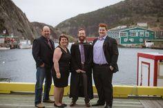 Convocation session in Quidi Vidi, Newfoundland Newfoundland, Photography, Dresses, Fashion, Gowns, Moda, La Mode, Dress, Fasion