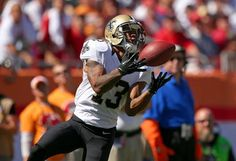 Saints WR Joe Morgan arrested, booked with drunk driving