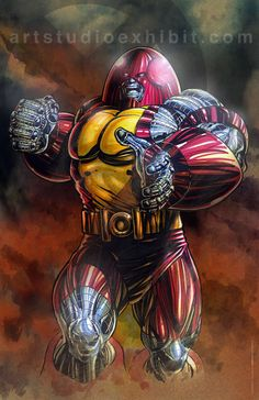 Unstoppable colossus