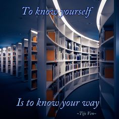 #tijsven #quote #know #yourself #mindfulness #advise #myway