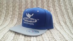 Diakachimba Hat Blue & Gray