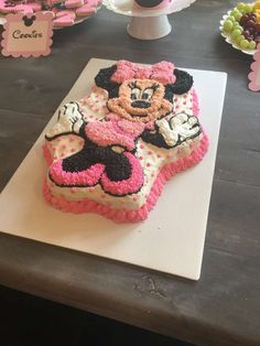 Minnie Mouse Birthday Party Ideas | Photo 5 of 13 | Catch My Party