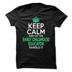 (Deal Tshirt 2 hour) Early Childhood Educator [Tshirt Sunfrog] Hoodies, Funny Tee Shirts