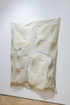 Isabel Yellin Turns to Leatherette, Latex, and Corset Boning in Vigorous New Work Textile Sculpture, Soft Sculpture, Abstract Sculpture, Wall Sculptures, Textile Art, Abstract Art, Textiles, Art Object, Art Plastique