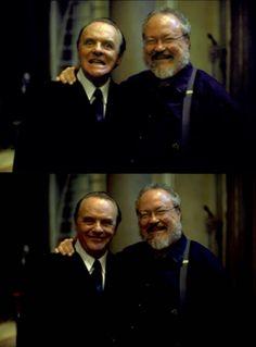 Anthony Hopkins & Thomas Harris
