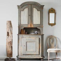 Swedish Baroque Cabinet