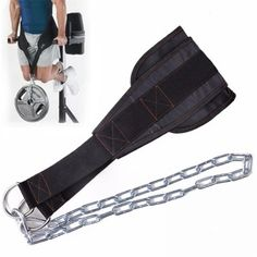 Sport Belt With Chain Fitness Product Adjustable Gym Musculation Waist Lifting Weights Squat Dip Pull Up Weightlifting. Workout Gear, Gym Workouts, Waist Training Belt, Barbell Lifts, Weighted Squats, Beauty Care Routine, Bodybuilding Workouts, Weight Lifting, Crossfit