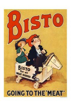 Bisto Kids 1920's