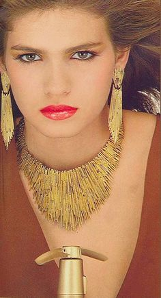 Gia Marie Carangi was an American fashion model during the late 1970s and early 1980s.