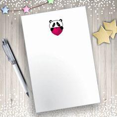 Panda Clipart Cute Panda Clipart Panda Printable Panda Cute Panda, Your Cards, Clip Art, Printables, Unique Jewelry, Handmade Gifts, Inspiration, Etsy, Kid Craft Gifts