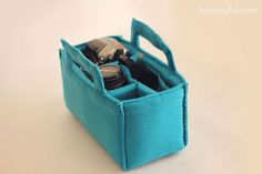 Brilliant idea: instead of one dedicated camera bag, make this insert instead and move it from bag to bag!