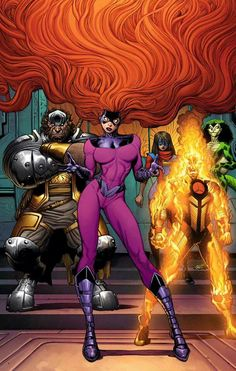 Arthur Adams Inhumans