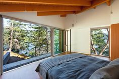 Gambier Island Retreat by Battersby Howat Architects (19)