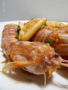 Che piatto!!! Una bontà unica!! Credo che il sugo di canocie (dialetto veneto) sia uno dei più buoni che io abbia mai mangiato. Con ...