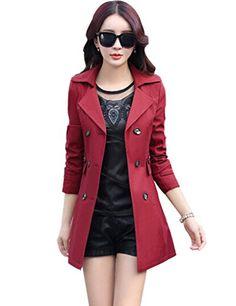 Ashir Aley Fashion Womans Long Elegant Trench Coat Pea Coat (XS,Burgundy) Ashir Aley http://www.amazon.com/dp/B0150A5AOK/ref=cm_sw_r_pi_dp_Im2awb0K5C3K0