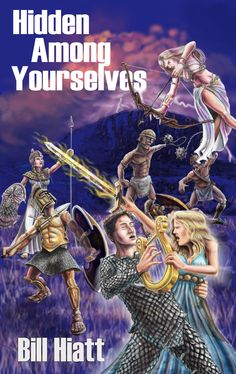 The cover for the third book in the Spell Weaver series, created by Michael Federman