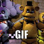 Freddy's Band (GIF) by myszka11o.deviantart.com on @DeviantArt