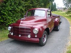 Old Cars and Trucks | ... Studebaker Pickup Truck SOLD (1959) on Car And Classic UK [C208697