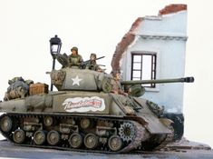 TRACK-LINK / Gallery / M4A3E8 Sherman Easy 8