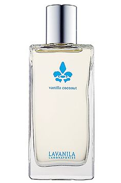 Vanilla Coconut by Lavanila Laboratories is a sweet, powdery, white floral, Oriental Vanilla fragrance with tiare flower in the top. Sandalwood and heliotrope in the middle. Coconut and vanilla in the base. - Fragrantica
