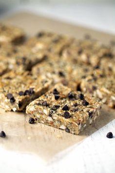 No-Bake Hemp Seed Bars