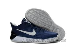 d05a4fb7d7e9 Cheap Nike Kobe A.D. 12 Navy Blue Black White New Release P2xRp2