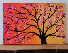 LOVE art, tree