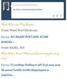 Frazel, that's the best one I've heard. It's better then Percabeth Tio Rick, Uncle Rick, Percy Jackson Books, Percy Jackson Fandom, Solangelo, Percabeth, Jason Grace, Trials Of Apollo, Leo Valdez