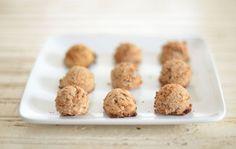 almond pulp macaroons