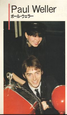 Paul with Gill