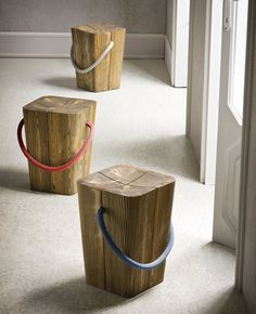 Original Turn Tree Stumps Stools | The Best Wood Furniture