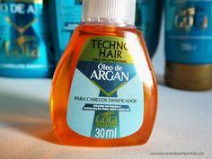 techno hair oleo de argan resenha - Pesquisa Google