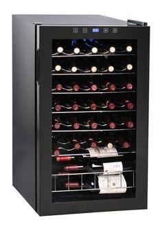 Butler Freestanding Touchscreen Wine Cooler